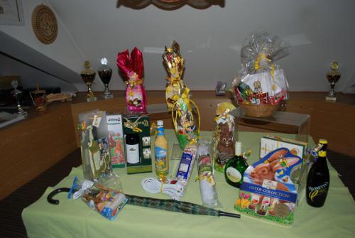 Osterschießen Preisverteilung 2016